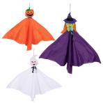 Cute Halloween Hanging Décor Sets- 6 PKG/3