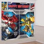 Transformers Scene Setters Kits 1.65m x 1.9m - 12 PKG/5