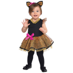 Baby Cutie Cat Costume - Age 12-24 Months - 1 PC