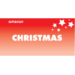 Christmas Point of Sale 2ft/61cm x 1ft/30cm - 1 PC