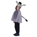 Donkey Cape - Age 4-6 Years - 1 PC