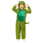 Crocodile Onesie - Age 10-12 Years - 1 PC