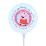 Peppa Pig Mini Foil Balloons A20 - 5 PC