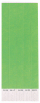 Lime Green Wristbands - 3 PKG/250