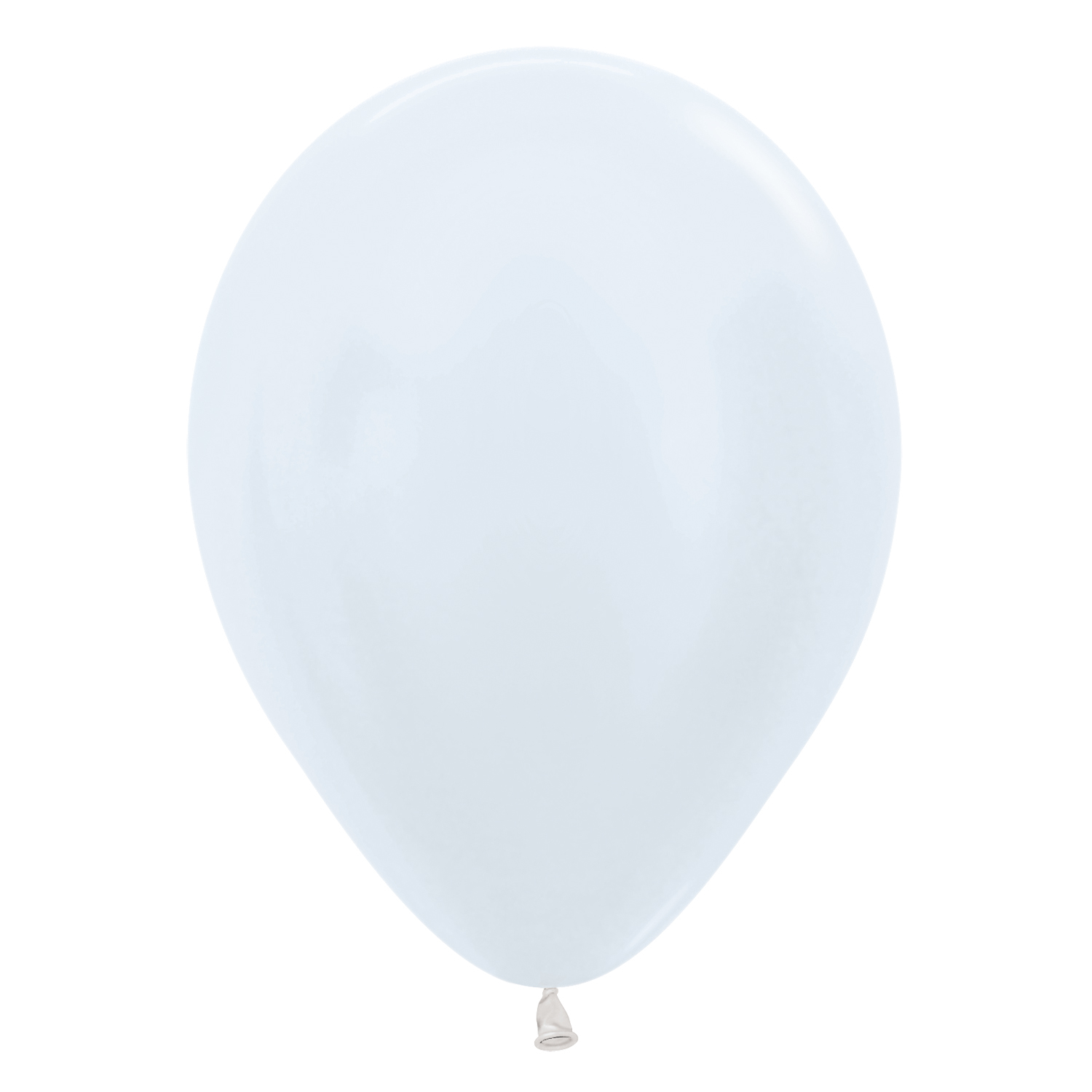 """NEW  Themed  Party Satin Link-O-Loon Solid Blue 440 Latex Balloons 12/""""//30cm"""