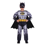 Batman Classic Costume - Age 4-6 Years - 1 PC