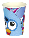 Furby Paper Cups 250ml - 10 PKG/8