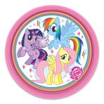 My Little Pony Paper Plates 23cm - 10 PKG/8