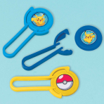 Pokémon Minidisc Shooters - 6 PKG/12