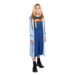 Doctor Who Costume - Age 4-6 Years - 1 PC