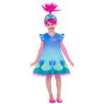 Trolls Movie 2 Poppy - Age 8-10 Years - 1 PC