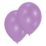 Pearl Violet Latex Balloons 27.5cm - 50 PC