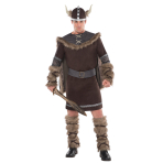Adults Viking Warrior Costume - Size M/L - 1 PC