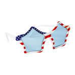 USA Star Glasses - 4 PC