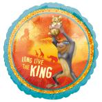 Lion King Standard Foil Balloons S60 - 5 PC