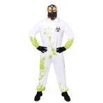 Hazmat Suit Costume - Standard Size - 1 PC