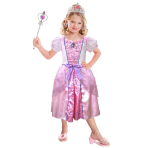 Pale Pink Princess with Accessories - Age 3-6 Years - 1 PC