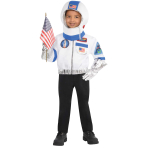 Unisex Astronaut Kit - Age 4-6 Years - 3 PC