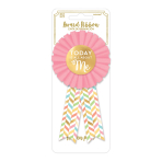 Confetti Fun Award Ribbons - 6 PC