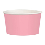 New Pink Paper Treat Cups 280ml - 6 PKG/20