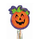 Pumpkin Pull Pinatas 50.8cm - 4 PC