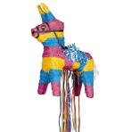 Donkey Pull Pinatas - 4 PC