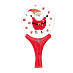Santa Inflate-a-Fun Mini Foil Balloons A05 - 5 PC