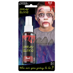 Red Spray Blood 59ml Bottle - 6 PKG