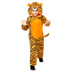 Tiger Onesie - Age 6-8 Years - 1 PC