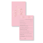 Team Bride Hen Advice Cards - 6 PKG/8