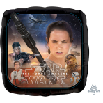 Star Wars The Force Awakens Standard Foil Balloons S60 - 5 PC