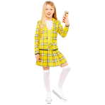 Clueless Costume - Age 6-8 Years - 1 PC
