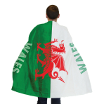Wales Body Cape  - One size fits all - 6 PKG