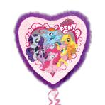 """My Little Pony SuperShape Foil Balloons  32""""/81cm w x 32""""/81cm h - P75 5 PC"""