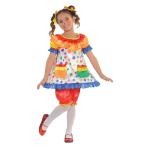Clown Dress - 3 PC