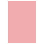 New Pink Jumbo Plastic Table Rolls 1m x 76m - 1 PC