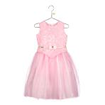 Aurora Sleeping Beauty Tulle Peplum Dress - Age 7-8 Years - 1 PC
