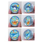 Ocean Buddies Bounce Balls - 6 PKG/6