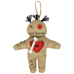Witch Doctor Voodoo Dolls - 6 PC