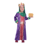 King Costume - Age 11-12 Years - 1 PC