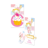 Little Cooks Pop-up Invitations & Envelopes 14cm x 8cm - 6 PKG/8