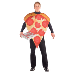 Pizza Slice Costume - Standard Size - 1 PC