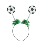 Soccer Head Boppers 24cm x 12cm - 12 PC