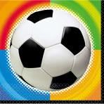 Championship Soccer Luncheon Napkins - 12 PKG/16