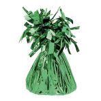 Green Foil Balloon Weights 170g/6oz - 12 PC