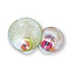 Halloween Eyeball Tumbler Stickers - 3 sizes (5cm,6cm,7cm) - 6 PKG/12