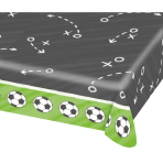 Kicker Party Paper Tablecovers 1.75m x 1.15m - 10 PC