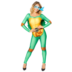 Teenage Mutant Ninja Turtles Costume - Size 8-10 - 1 PC