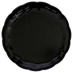 Catering Black Plastic Trays 30cm - 24 PC