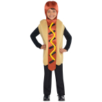 Hot Diggerty Dog Costume - Age - Age Child Standard - 1 PC